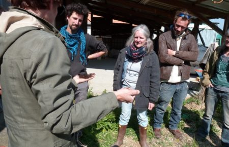 Formation-initiation au compost de toilette sèche