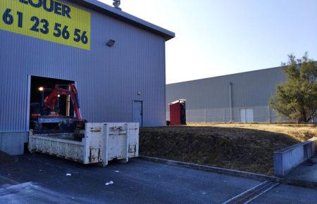 location de toilettes sèches sur chantier BTP ✅