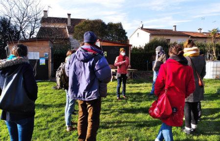 Rencontre jardiniers à Albi