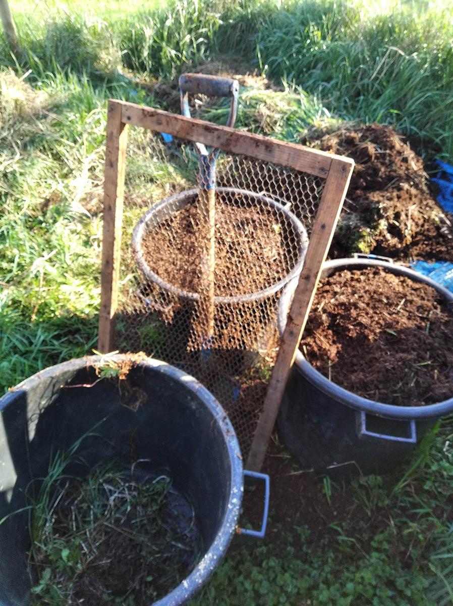 Compost ton caca … mûr !